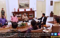 Sulit Relokasi, Jokowi Ingin Warga Asmat Menetap dan Bertani - JPNN.com