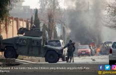Menyamar Jadi Polisi, ISIS Serbu Markas Save the Children - JPNN.com