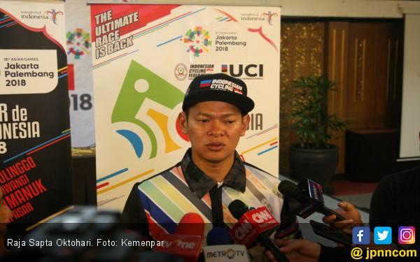 Hadapi Kualifikasi Olimpiade 2020, PB ISSI Kirim 3 Pembalap ke Swiss - JPNN.com