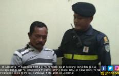 Setelah Petugas Membuka Pakaian Dalam Tersangka, Ternyata... - JPNN.com