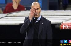 Zidane Siap Dipecat Usai Madrid Keluar dari Copa del Rey - JPNN.com