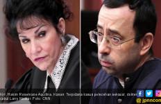 Barracuda Aquilina, Hakim Gigih Pembantai Dokter Cabul - JPNN.com