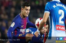 Barcelona vs Espanyol: Coutinho Sempat Gugup dan Cemas - JPNN.com
