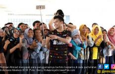 Semoga Tontowi/Liliyana Tak Tersandung di Perempat Final - JPNN.com