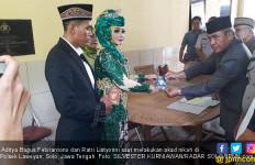 Detik-detik Ortu Mempelai Pria Melabrak di Lokasi Ijab Kabul - JPNN.com