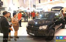 Ignis Laris Manis, Penjualan Suzuki Naik Signifikan - JPNN.com