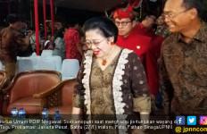 PDIP Gelar Wayangan, Bu Mega Teringat Masa Kecil di Istana - JPNN.com