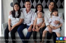 Intip Cara Ussy Sulistyawati Mendidik Anak jadi Pemberani - JPNN.com