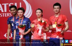 Zheng/Huang Bilang Tontowi/Liliyana Tidak 100 Persen - JPNN.com