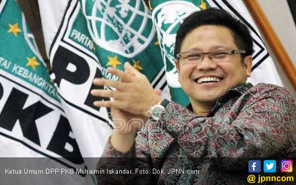 Pujian Cak Imin untuk Ikhtiar Gus Miftah di Tempat Hiburan - JPNN.com