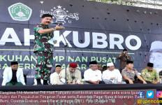 Panglima TNI Berterima Kasih kepada Santri dan Pendekar - JPNN.com