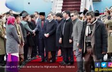 Setelah Soekarno, Jokowi Presiden Ke 2 yang ke Afghanistan - JPNN.com