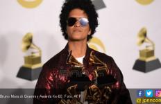 Reaksi Bruno Mars usai Penayangan Lagunya Dibatasi KPID Jawa Barat - JPNN.com