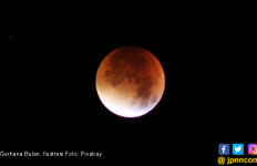 Gerhana Bulan Total, Cantik Tapi Harus Waspada - JPNN.com