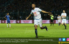 Sejak 2011, Arema FC Rekrut Tujuh Striker Asing - JPNN.com
