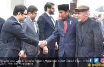 Kunjungan Jokowi Sangat Berkesan bagi Afghanistan - JPNN.com