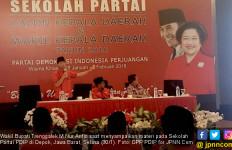 Ini Wejangan Wakil Bupati Termuda untuk Calon Kada dari PDIP - JPNN.com