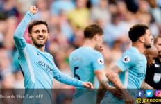 Manchester City vs WBA: Saatnya Bernardo Silva Unjuk Gigi - JPNN.com