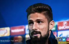 Olivier Giroud Perpanjang Kontrak di Chelsea - JPNN.com