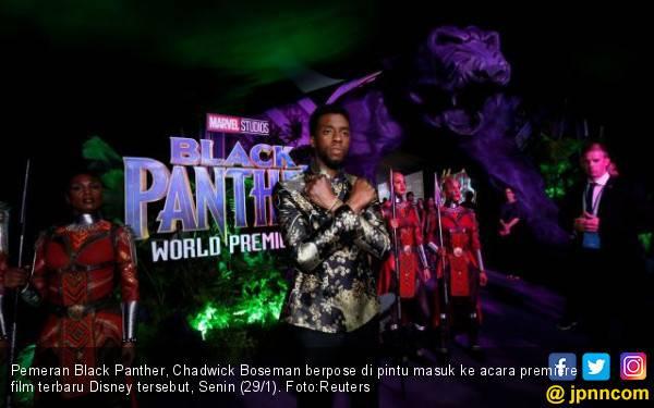 Black Panther Mengaum Keras di SAG Awards - JPNN.com