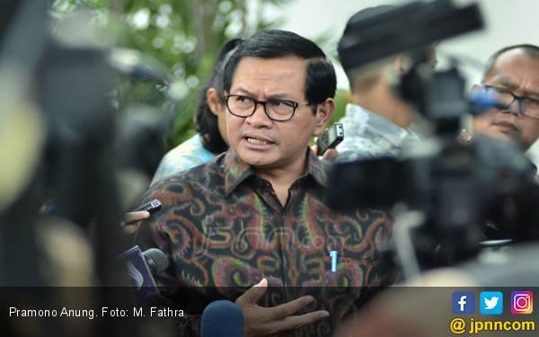 Pramono Sebut Pertemuan Jokowi – AHY Bukan Sekadar Silaturahmi - JPNN.com
