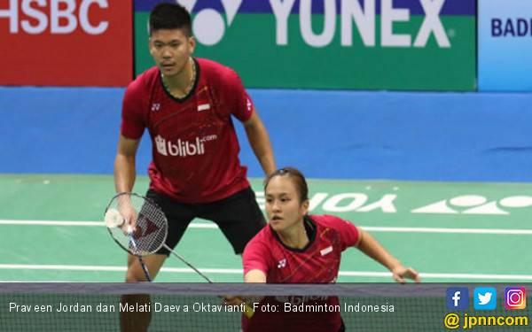 Hong Kong Open 2018: Praveen / Melati Pukul Ganda Malaysia - JPNN.com