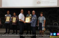 Bank DKI Raih Padmamitra Awards 2017 - JPNN.com