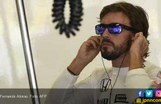 Supersibuk, Fernando Alonso Jalani 25 Balapan - JPNN.com
