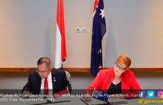 Kunjungi Australia, Ryamizard Singgung Nuklir Korut dan ISIS - JPNN.com