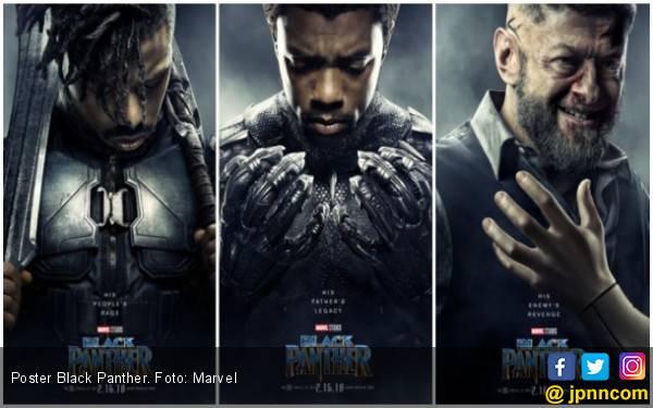 Black Panther Masuk Nominasi Best Picture Oscars - JPNN.com
