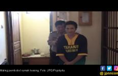 Pergi Membeli Kue Rumah Dibobol Maling - JPNN.com