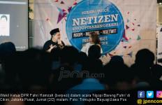 Confetti dari #FAHR1VOICE untuk Semangati Fahri Hamzah - JPNN.com
