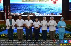 TNI AL Mencanangkan Vaksinasi Pencegahan KLB Difteri - JPNN.com