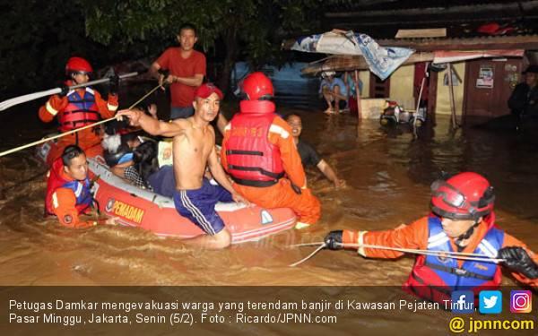 Jakarta Masih Rawan Banjir - JPNN.com