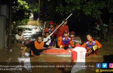 BPBD Minta Warga Jakarta Waspada Potensi Banjir - JPNN.com