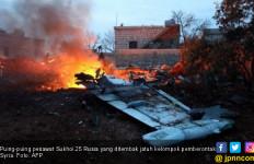 Pemberontak Syria Tembak Jatuh Sukhoi Rusia, Amerika Panik - JPNN.com