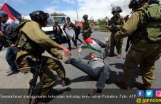 Tentara Israel Serbu Stadion Penuh Warga Palestina, Brutal - JPNN.com