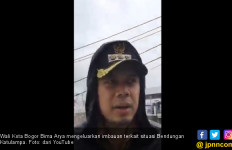 Wali Kota Bogor Imbau Warga Jakarta Tinggal di Rumah Saja - JPNN.com
