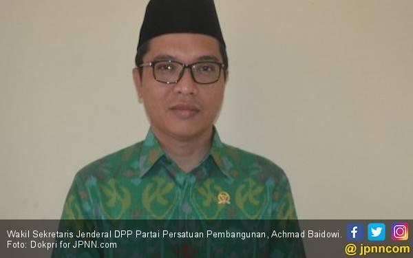 Baidowi Tepis Isu Amendemen UUD Perpanjang Masa Jabatan Presiden Jadi Tiga Periode - JPNN.com