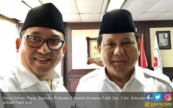 MK Tolak Gugatan Prabowo, Fadli Zon Singgung soal Pemimpin Salesman dan Amatiran - JPNN.com