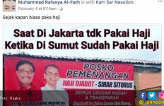 Gelar Haji Djarot Saiful Hidayat pun Digoreng, Parah Bro! - JPNN.com