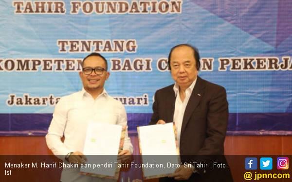 Konglomerat Ini Siap Menjalankan Amanat Jokowi - JPNN.com