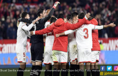Lolos Final Copa del Rey, Sevilla Tunggu Barca atau Valencia - JPNN.com