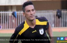 Striker Baru Persija Addison Alves Ditarget 15 Gol - JPNN.com