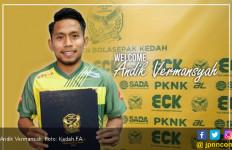 Tolak Persib Bandung, Andik Vermansah: Kedah FA Tim Juara - JPNN.com