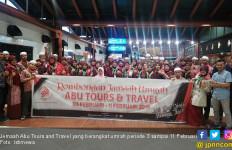 2 Rekening Dibekukan, Abu Tours Kembali Berangkatkan Jemaah - JPNN.com