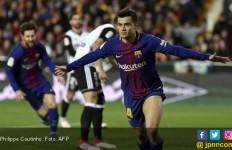 Philippe Coutinho Antar Barcelona ke Final Copa del Rey - JPNN.com
