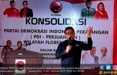 NTT Penting bagi PDIP, Kader Banteng Harus Menangkan Marhaen - JPNN.com