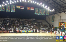 Bravo, Indonesia Juarai Basket Test Event Asian Games 2018 - JPNN.com