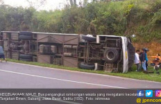 Kecelakaan Maut di Subang, Korban Jiwa 13 Orang - JPNN.com